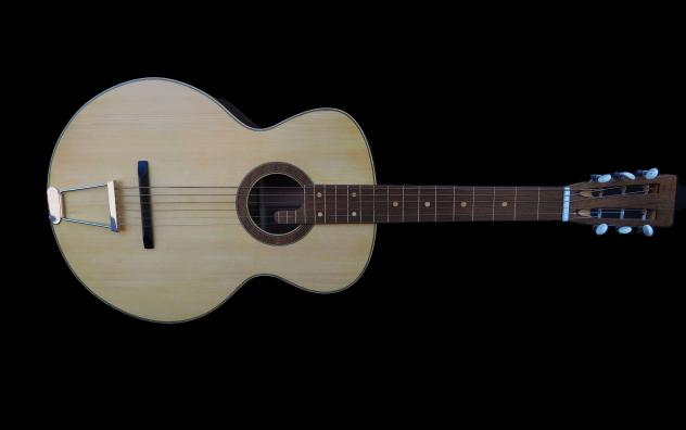 Short Scale L-O Guitar