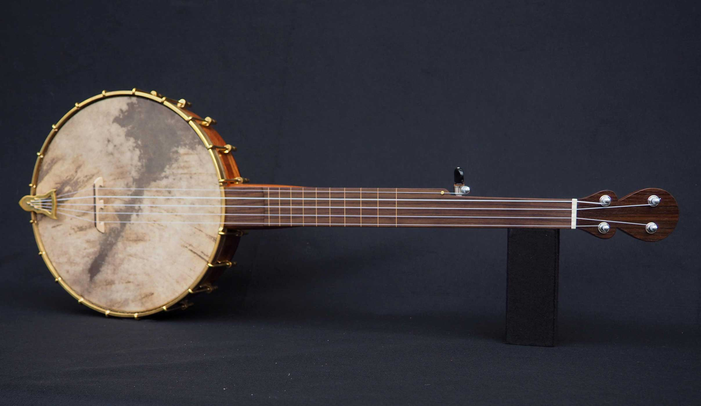no 25 rosewood tone ring banjo