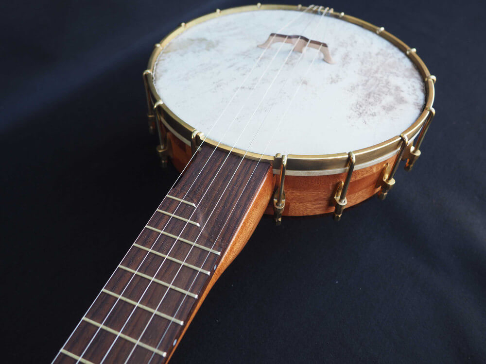 No 27 Sapele A scale Banjo