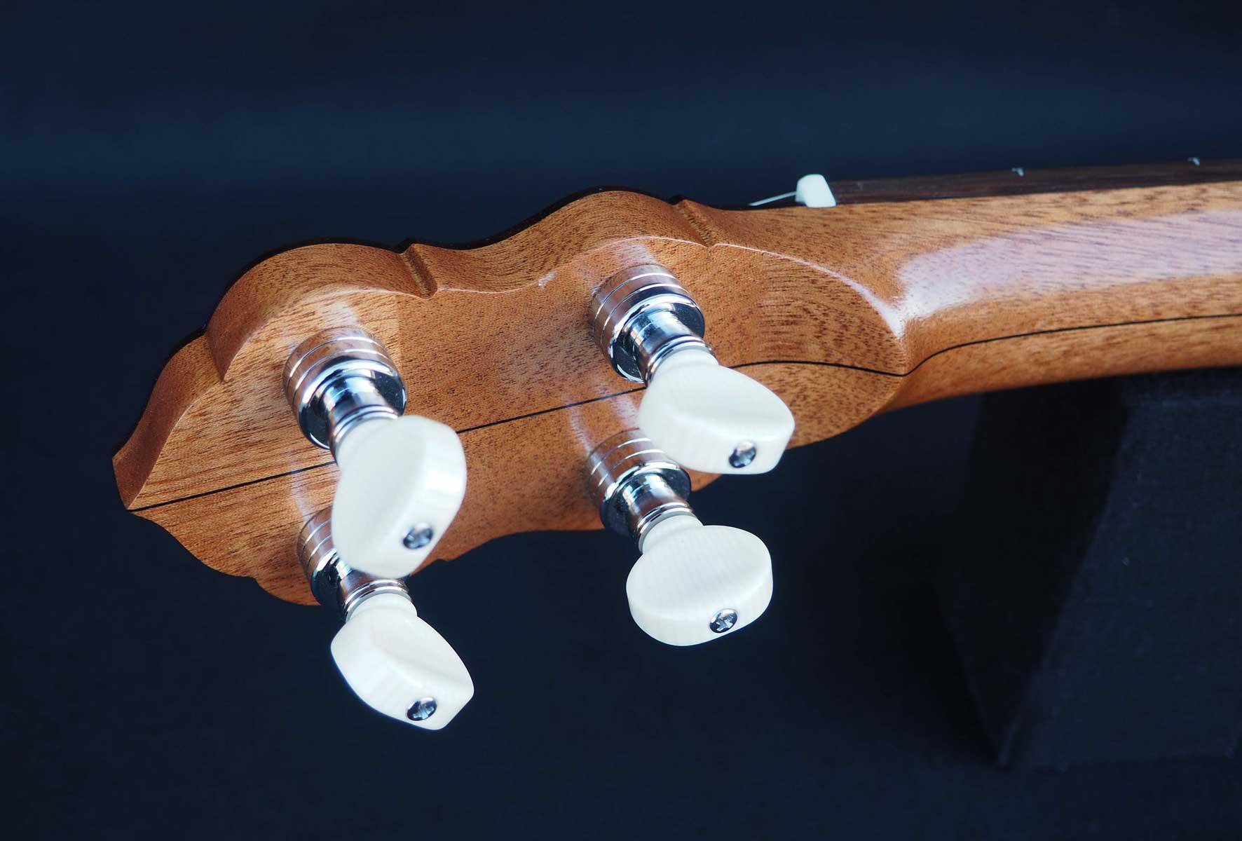 27 Sapele A scale Banjo