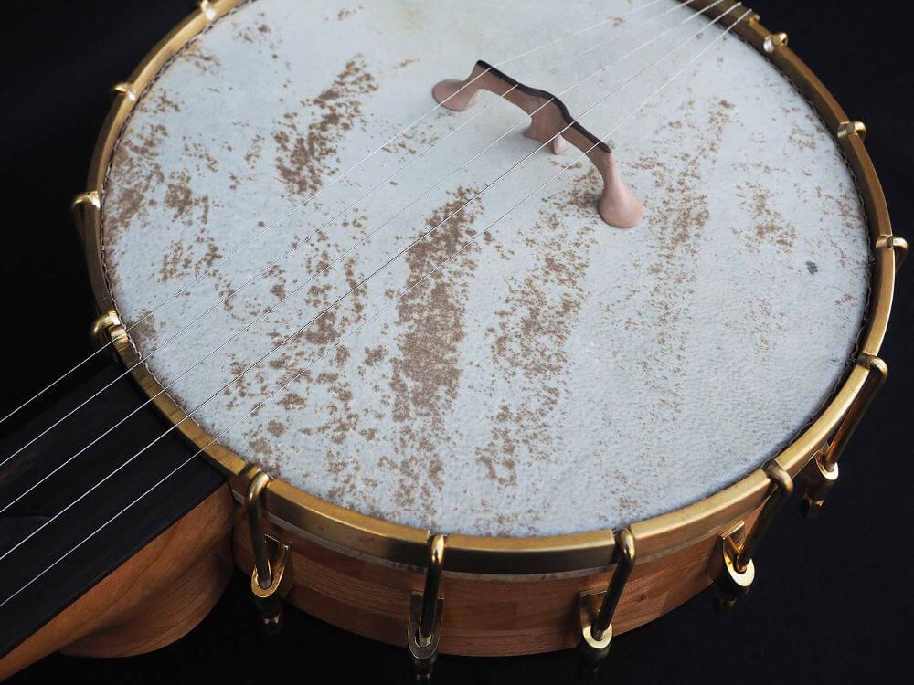 No 29 Cherry A scale Banjo