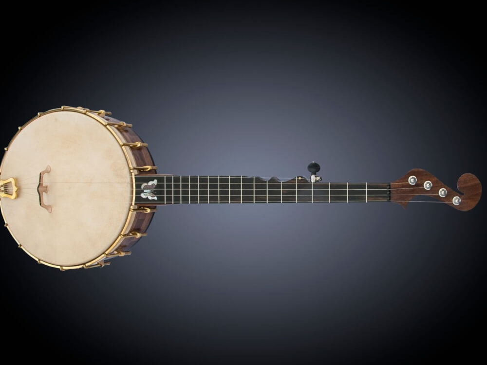 No 31 Modern Boucher Banjo