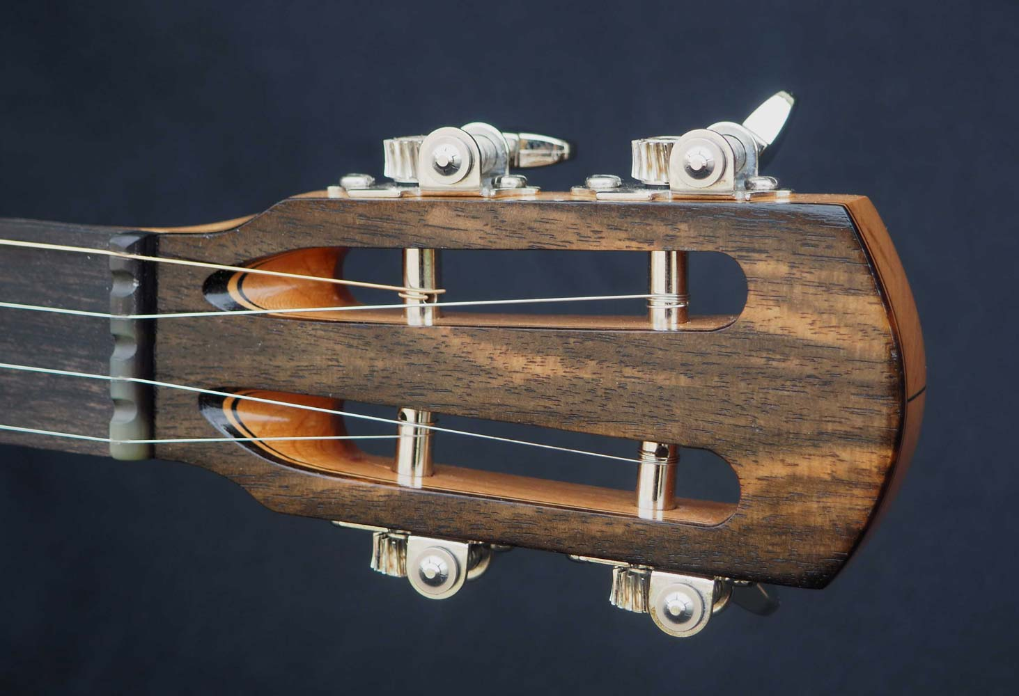 Slotted Headstock Banjo