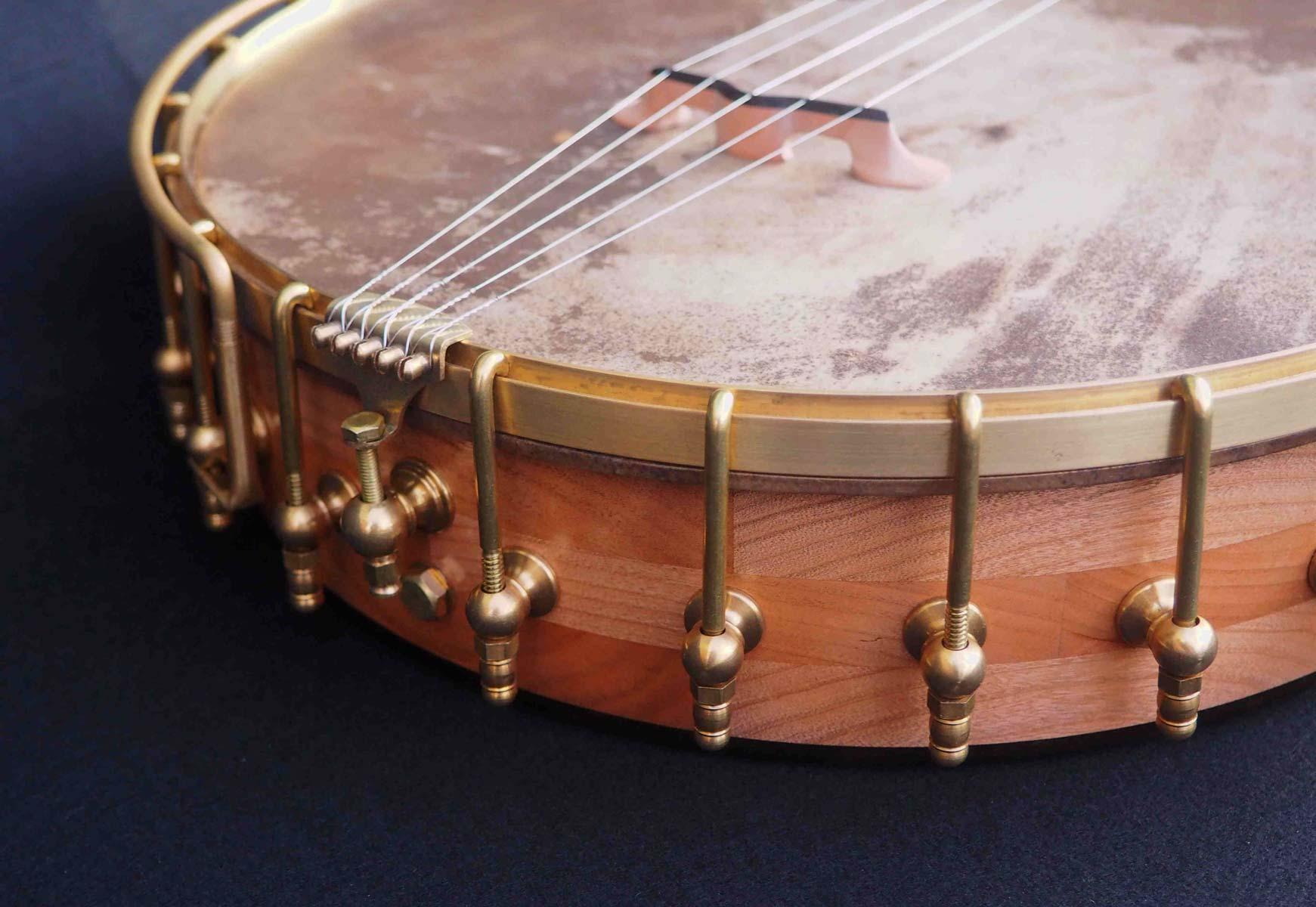 Edelweiss 5 string Banjo
