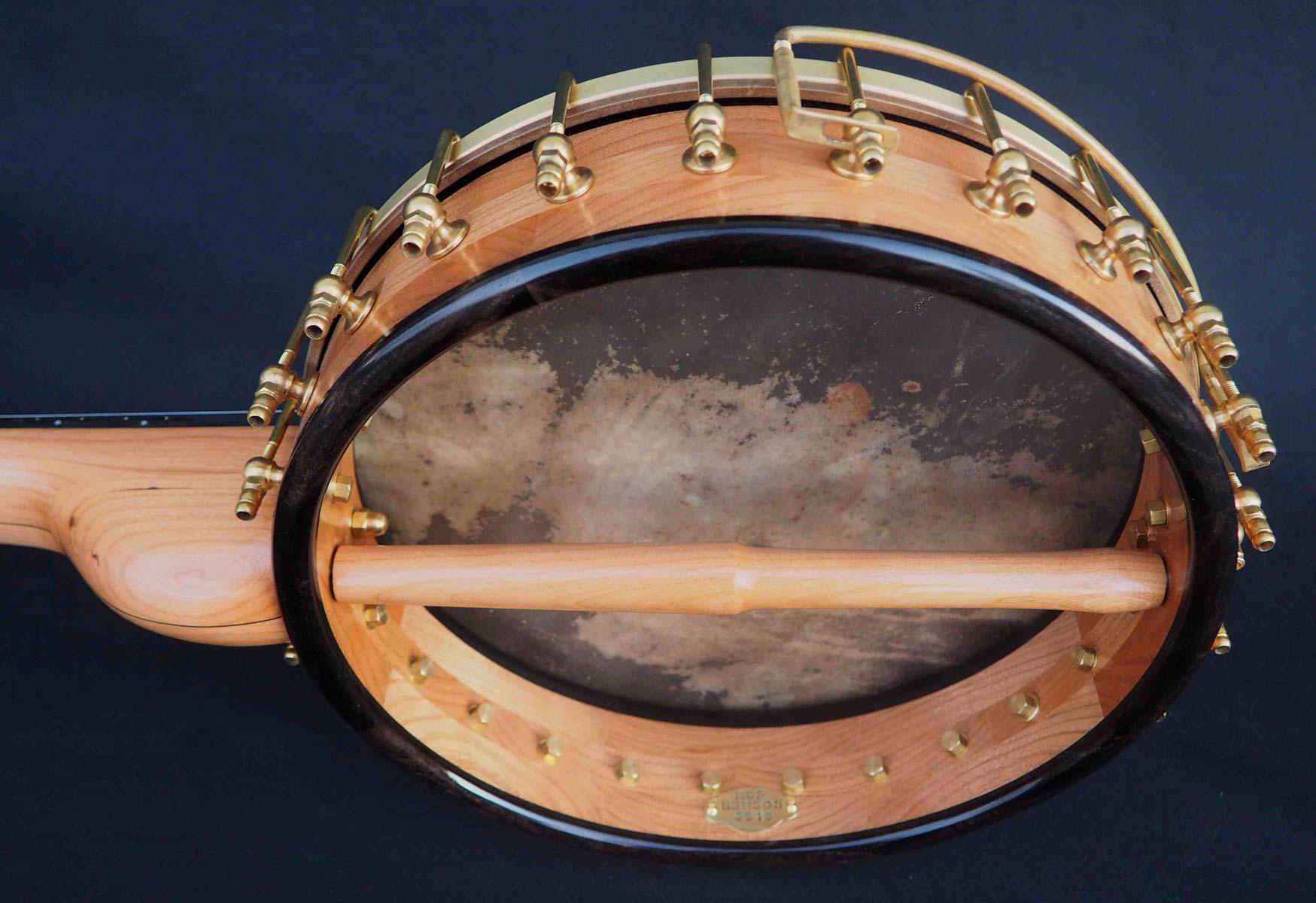 Edelweiss open back Banjo
