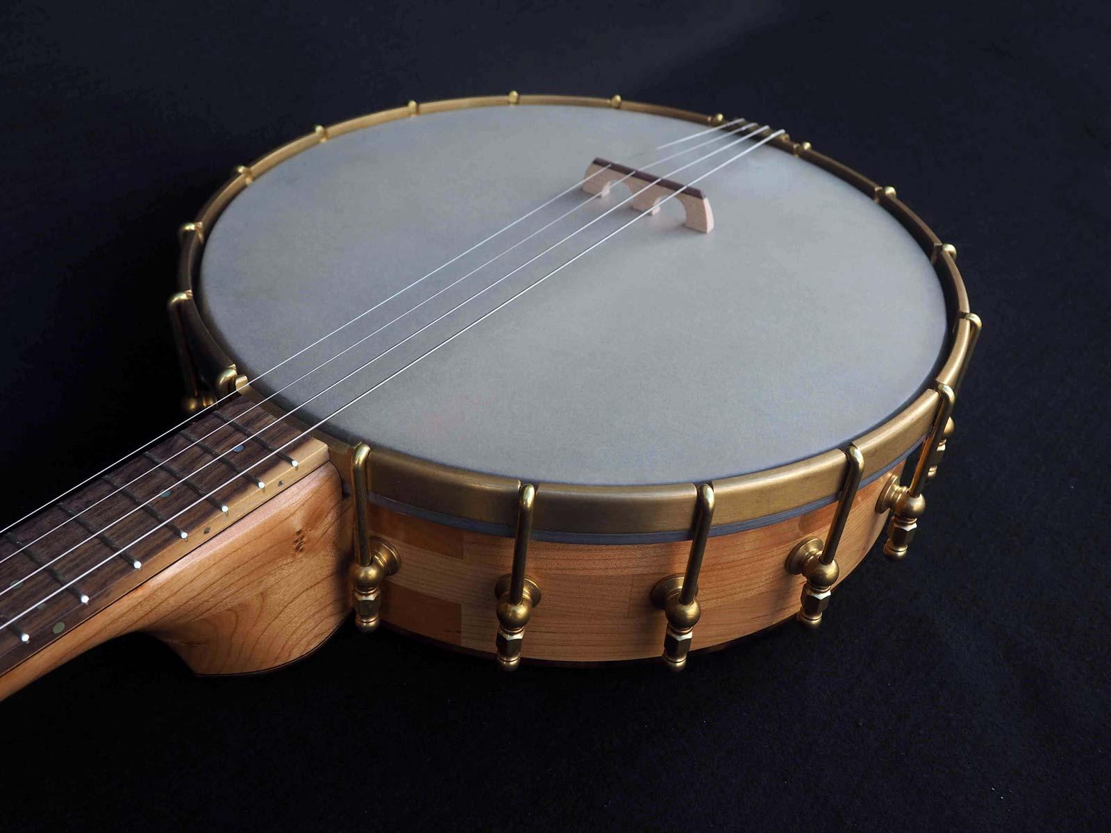 17 Fret Tenor banjo