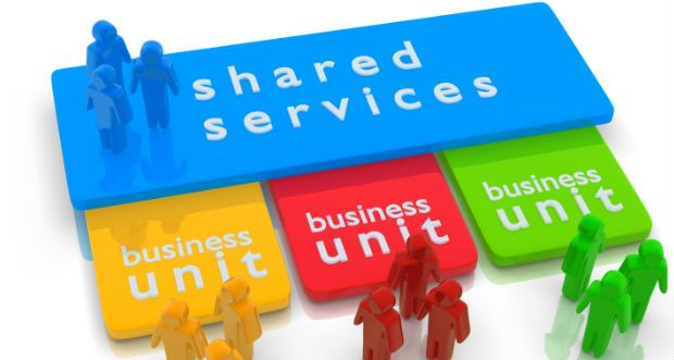 Shared Services Team Responsibilities