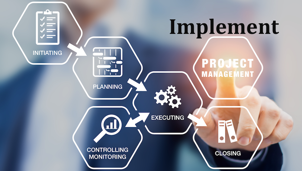 Project Implementation Workflow