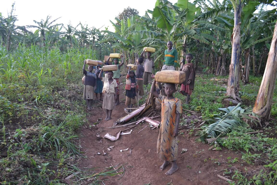 Clean Water Supply, Rwanda