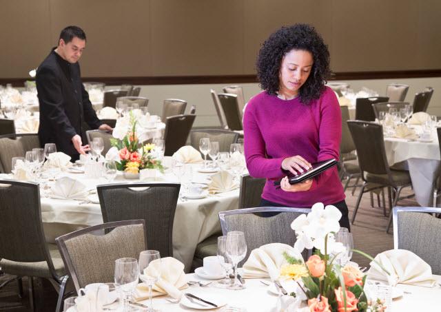 event jobs service