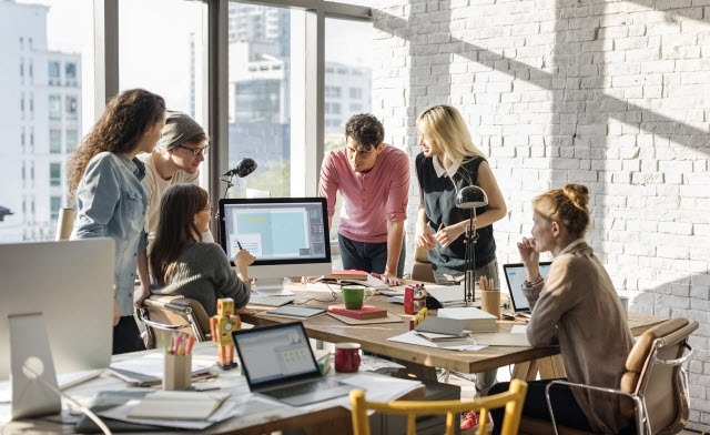 benefits of teamwork for productivity