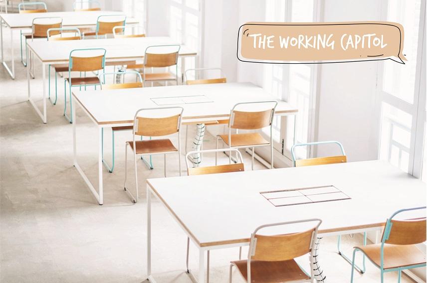 the working capitol keong saik