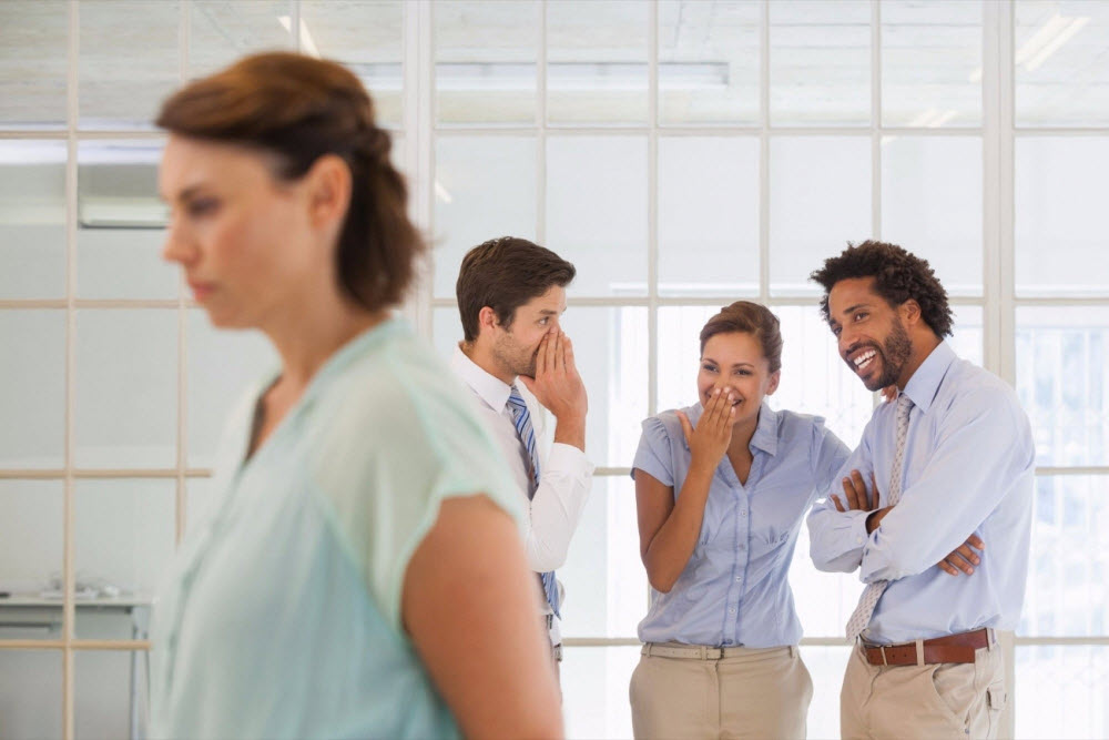 professional behavior in the workplace - dont gossip