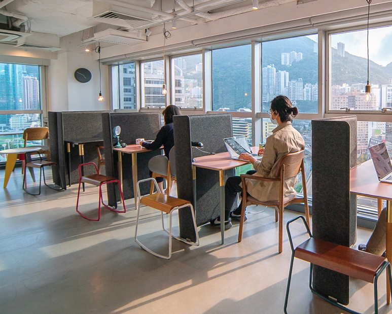 coworking causeway bay