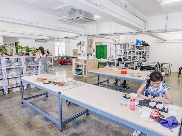 Ceramic Studio Hong Kong
