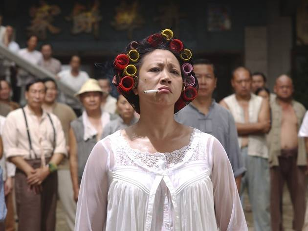 Kung Fu Hustle Chinese Movie