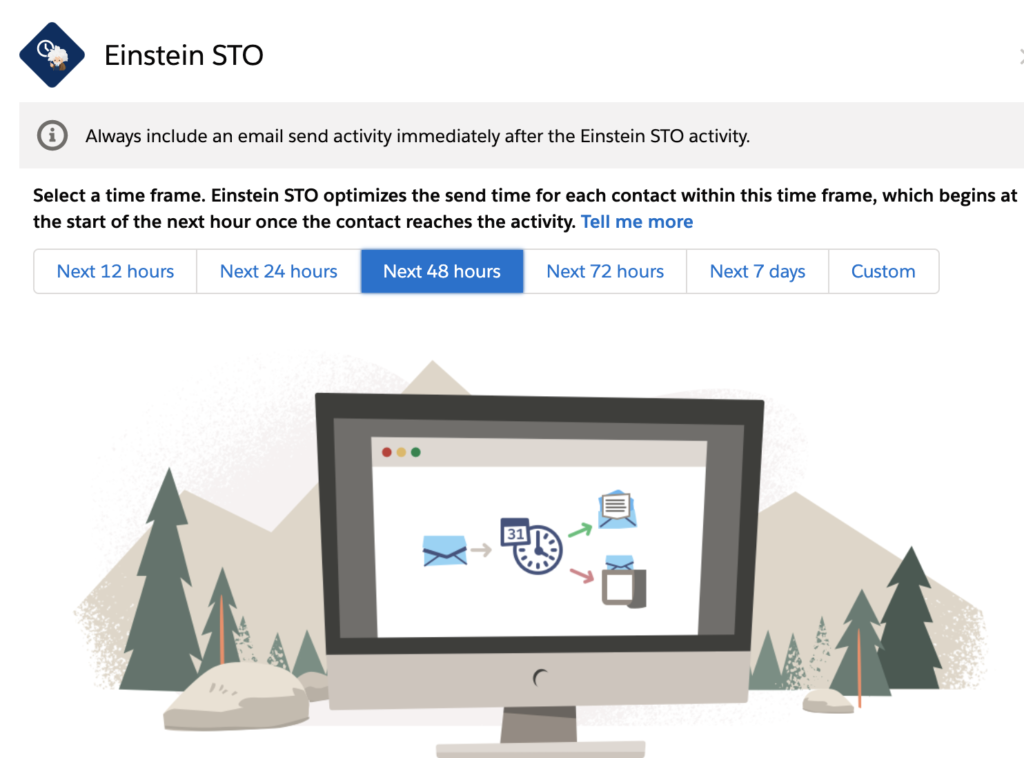 Salesforce Marketing Cloud Einstein STO