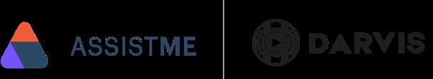 AssistMe und Darvis Logo