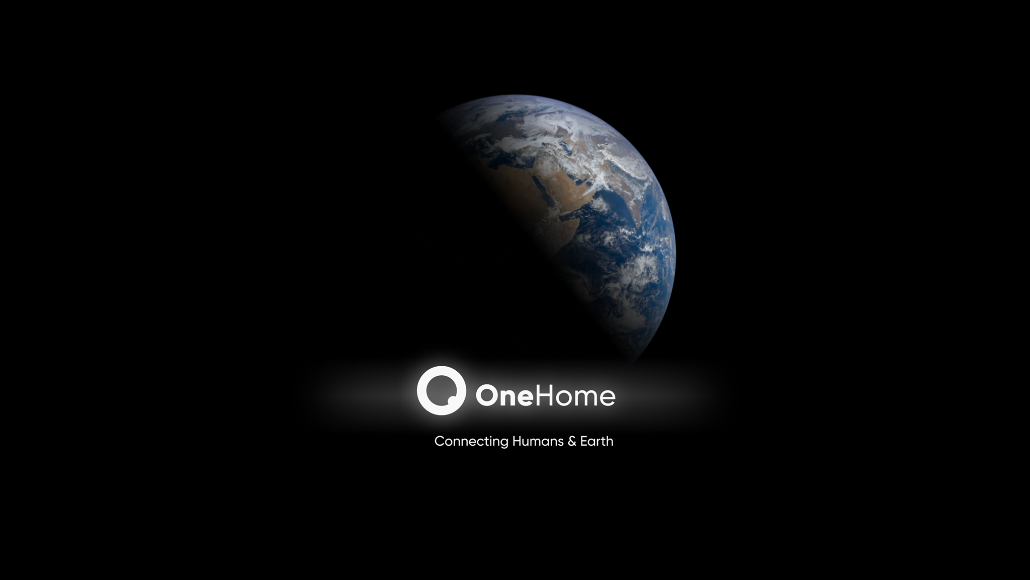 OneHome cover - The Earth doesn't need to be saved. She just needs to be loved.