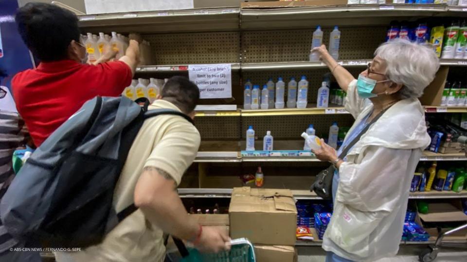 Anti-hoarding / Anti-panic buying Ordinances