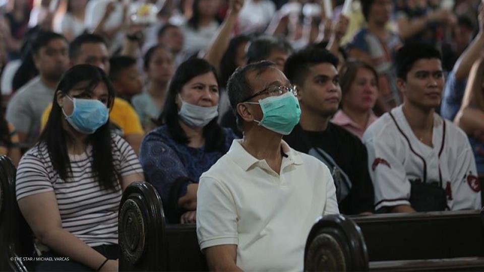 Pagbabawal sa mga mass gatherings