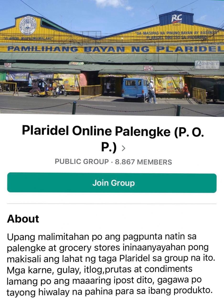 Plaridel Online Palengke