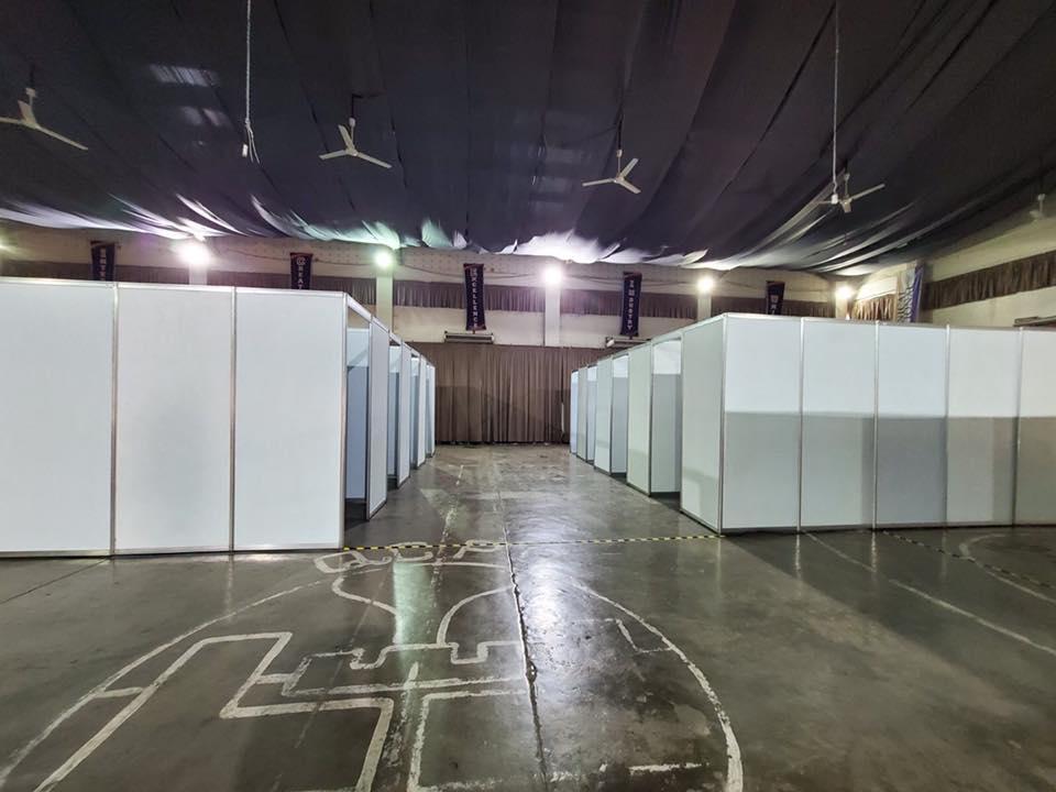SUC facilities as Quarantine Centers/ Community Isolation Units