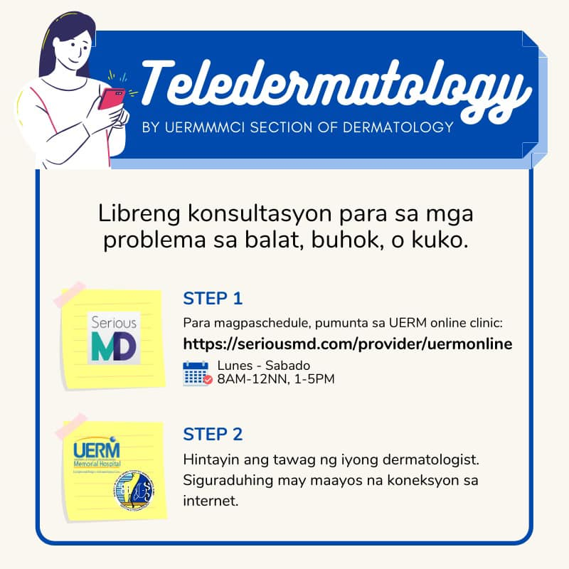 Free TeleDermatology Consultations