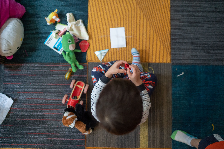 Children Welfare During the ECQ