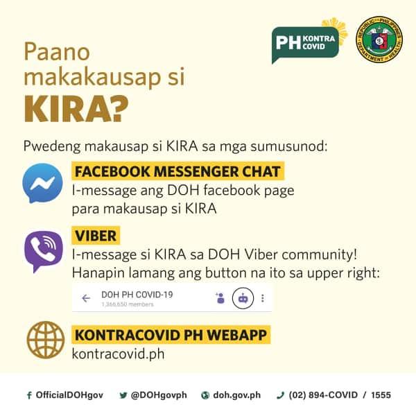 KIRA Chatbot