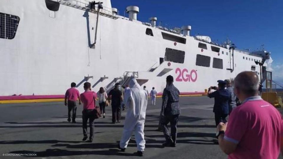 Quarantine Ships