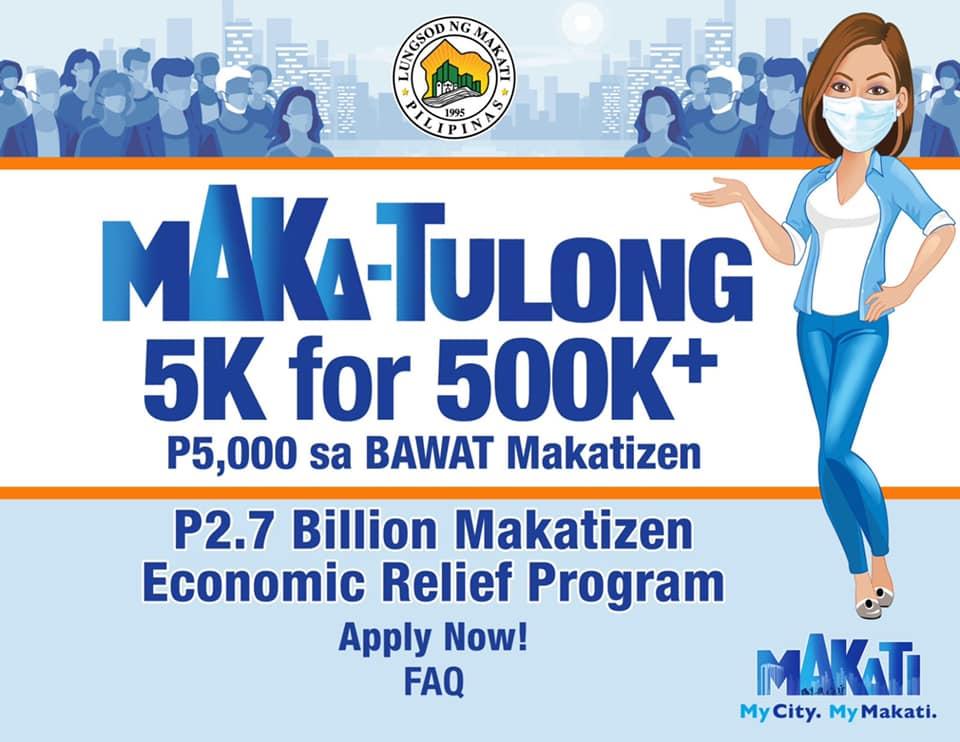 Maka-Tulong 5K for 500K+