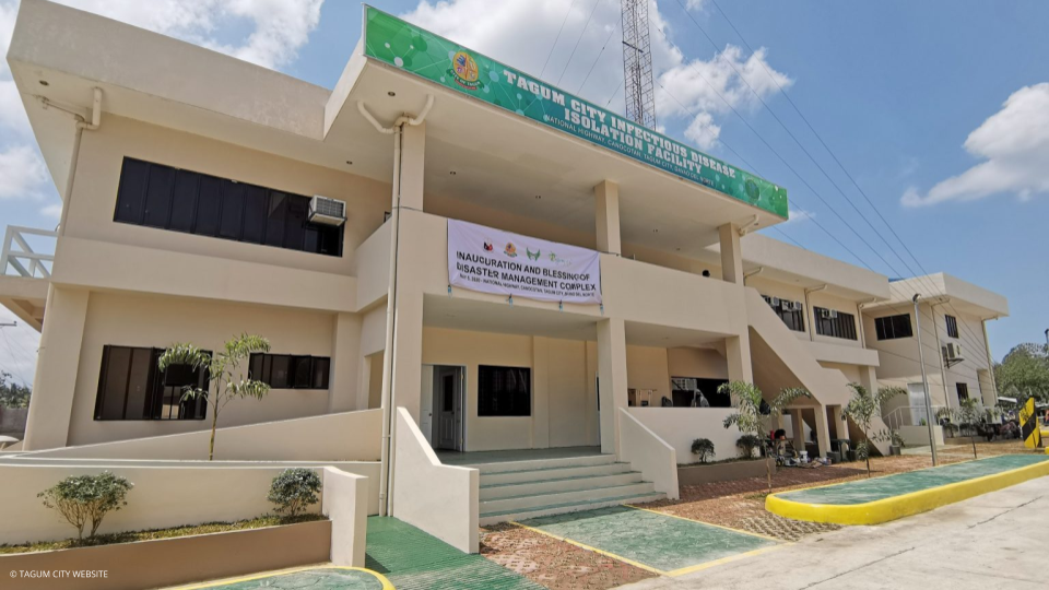 Tagum City Infectious Disease Isolation Facility