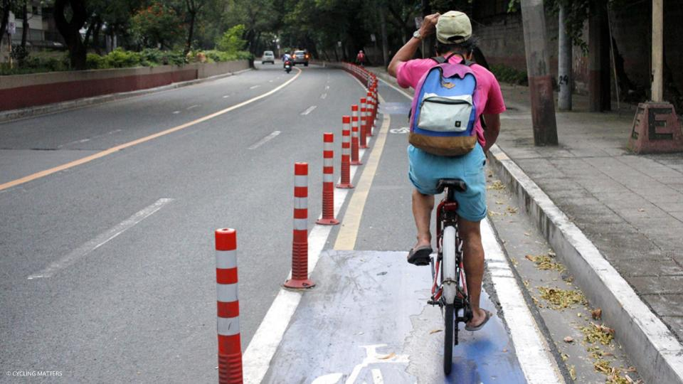 Call to Create Safe Networks of Bicycle Lanes