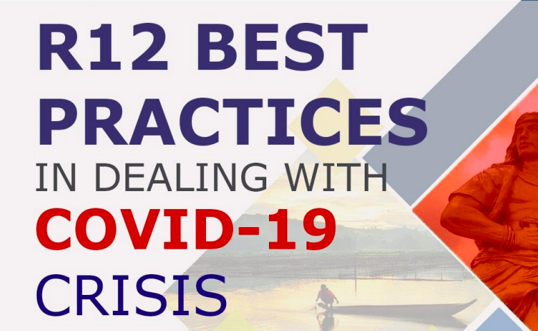 Region XII's Best Practices in dealing with COVID-19 Crisis