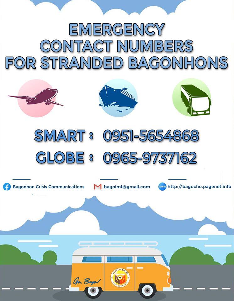 Bagonhon Crisis Communications Facebook Page