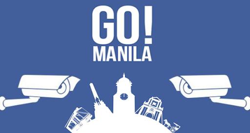GO Manila Mobile App