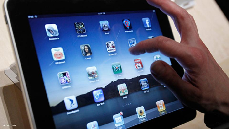 Procurement of tablets for college scholars