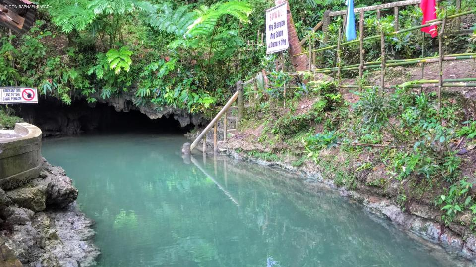 Ganap Cave Natural Pool reopens in the new normal