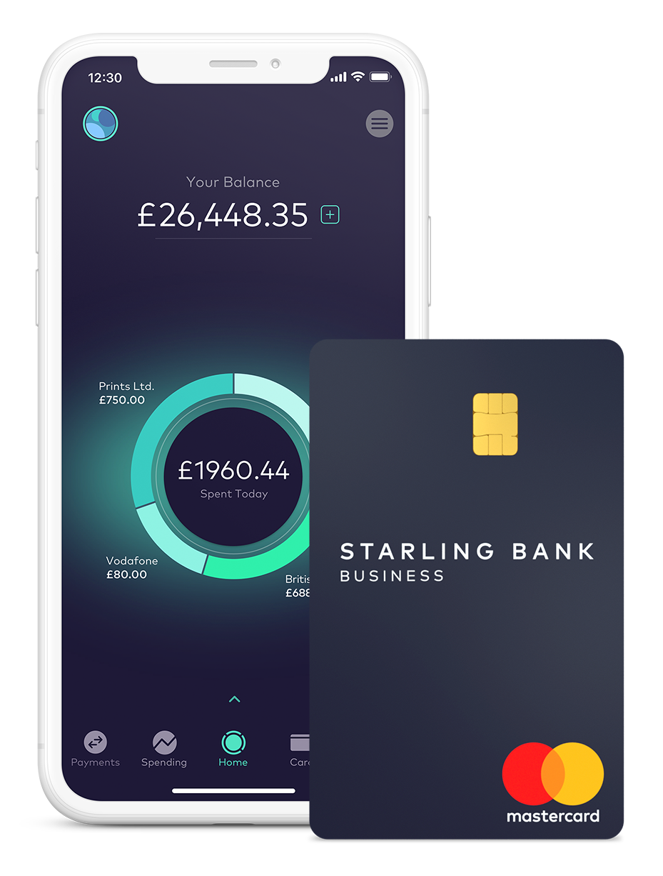 Modern Business Banking - Starling Bank