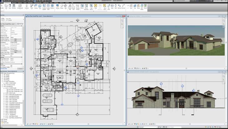 SaintFG - Revit CAD Construction Software