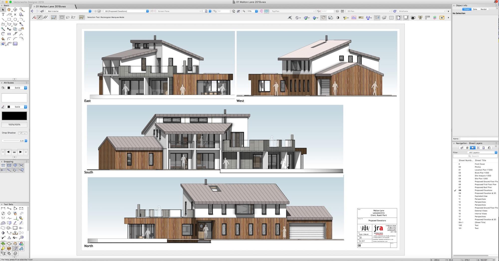 SaintFG - Vectorworks CAD Construction Software