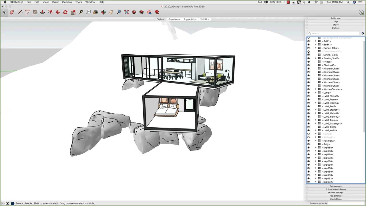 SaintFG - Sketchup  Construction Software