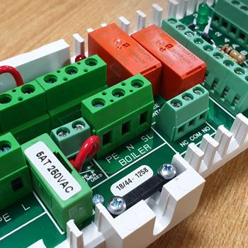 HeatMax™ wiring centre