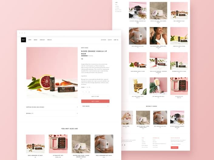METTA GOOD   Migration to Shopify   Shopify Design