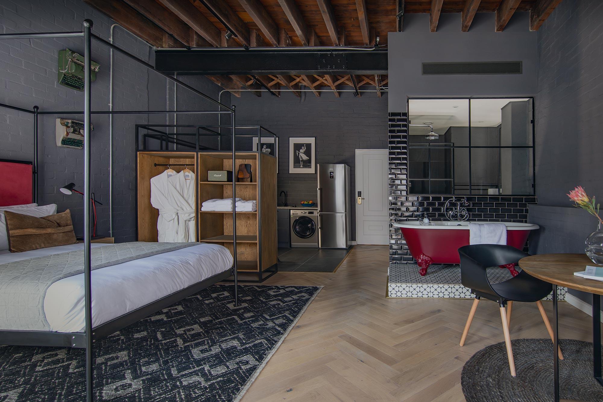 Old Foundry Luxury Accommodation