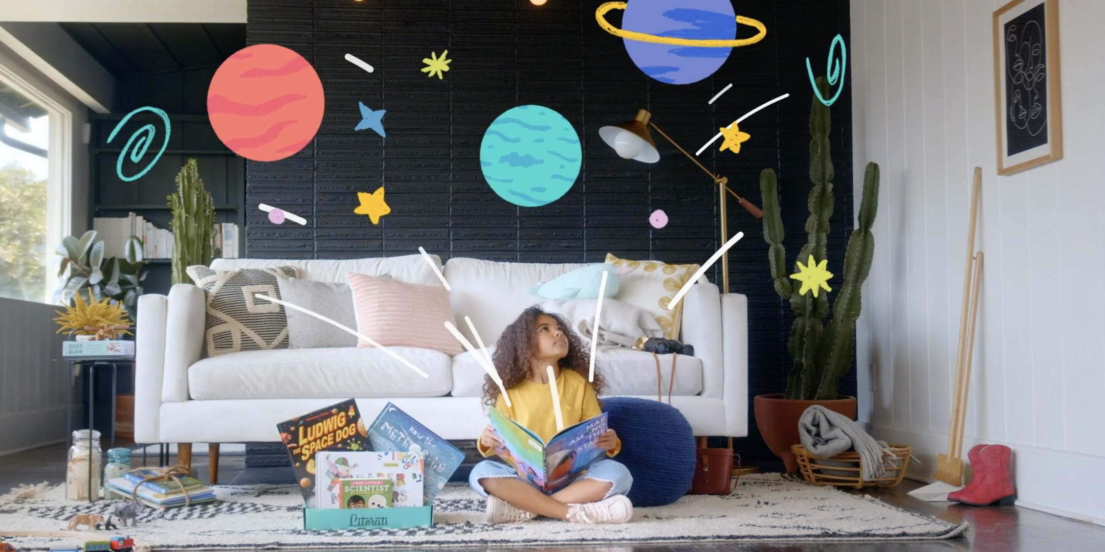 Literati – Imagination