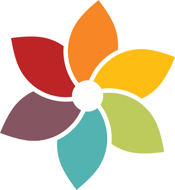 Ohana pinwheel icon