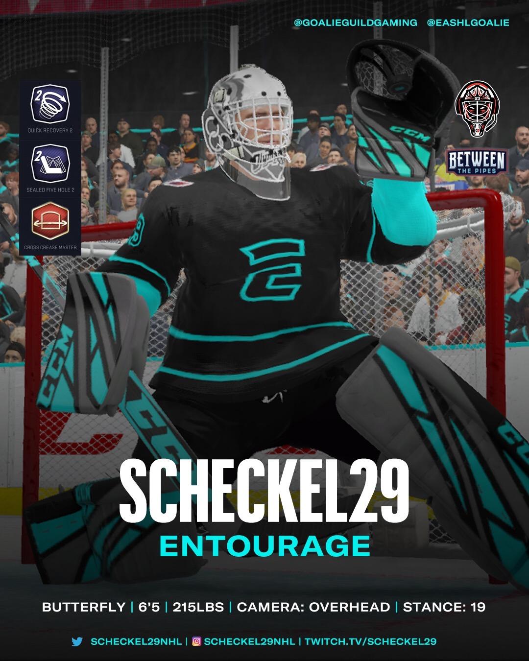 G3 Builds: Scheckel