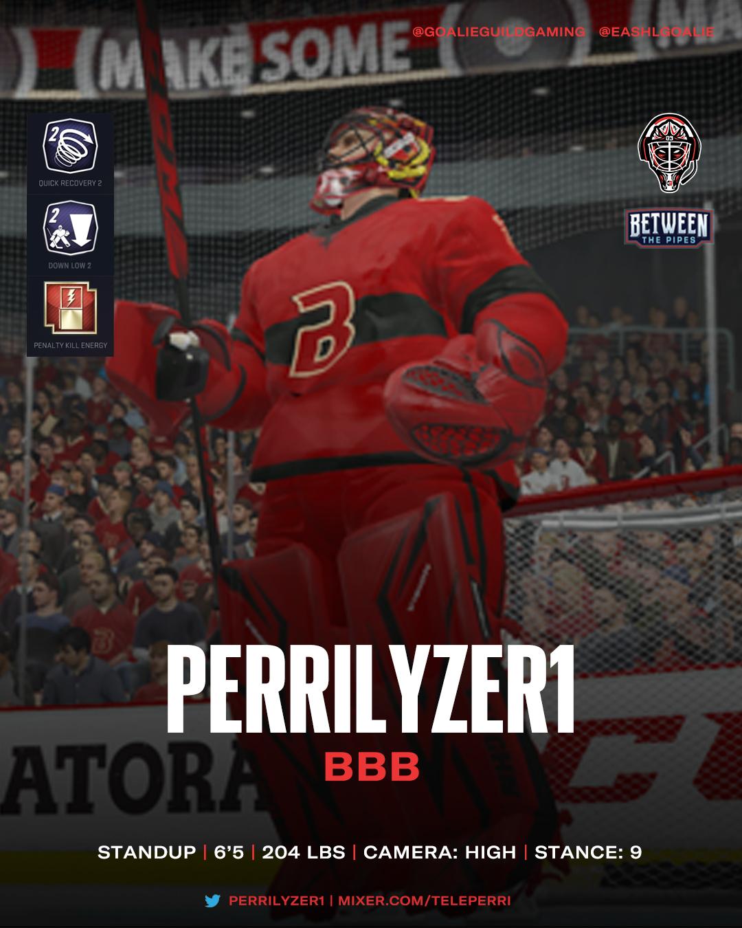 G3 Builds: Perrilyzer